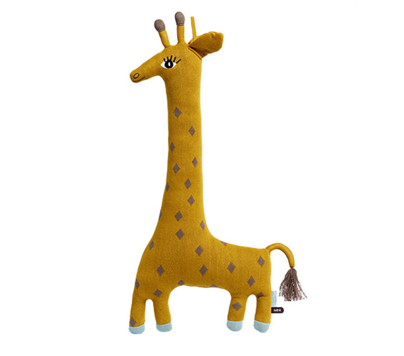 Kudde formad som giraff – OYOY – Noah the giraff