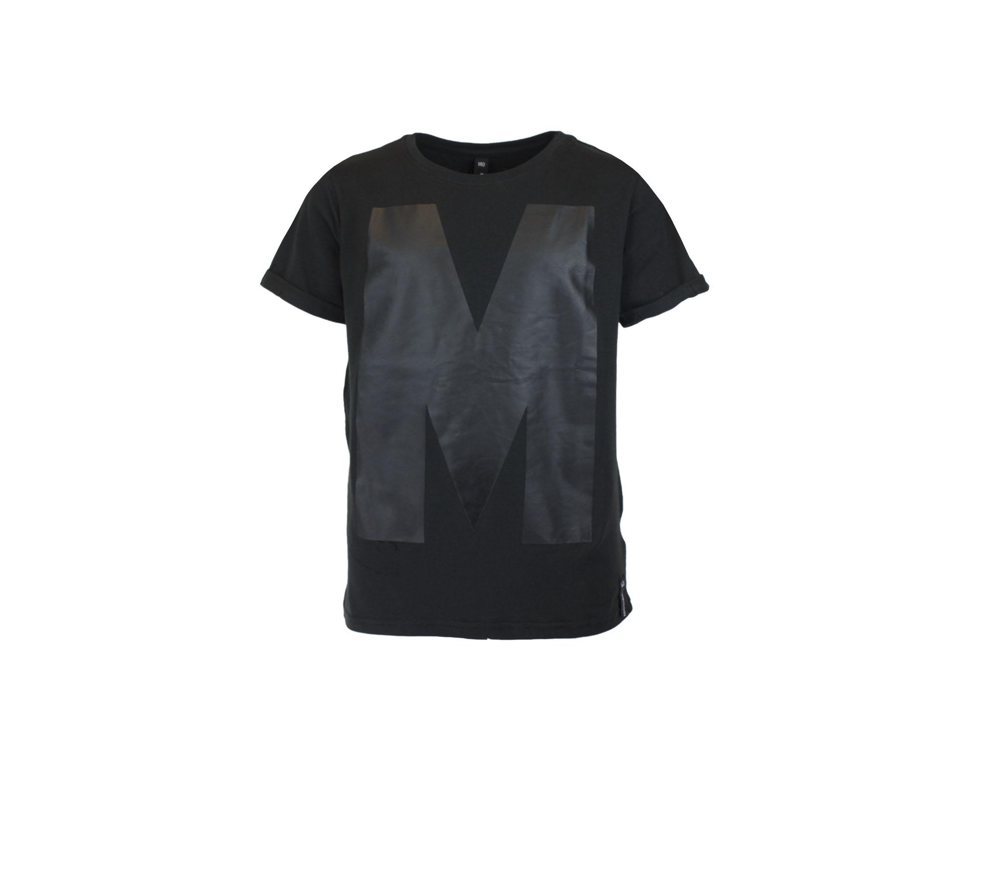 T-shirt barn svart – Mudrag