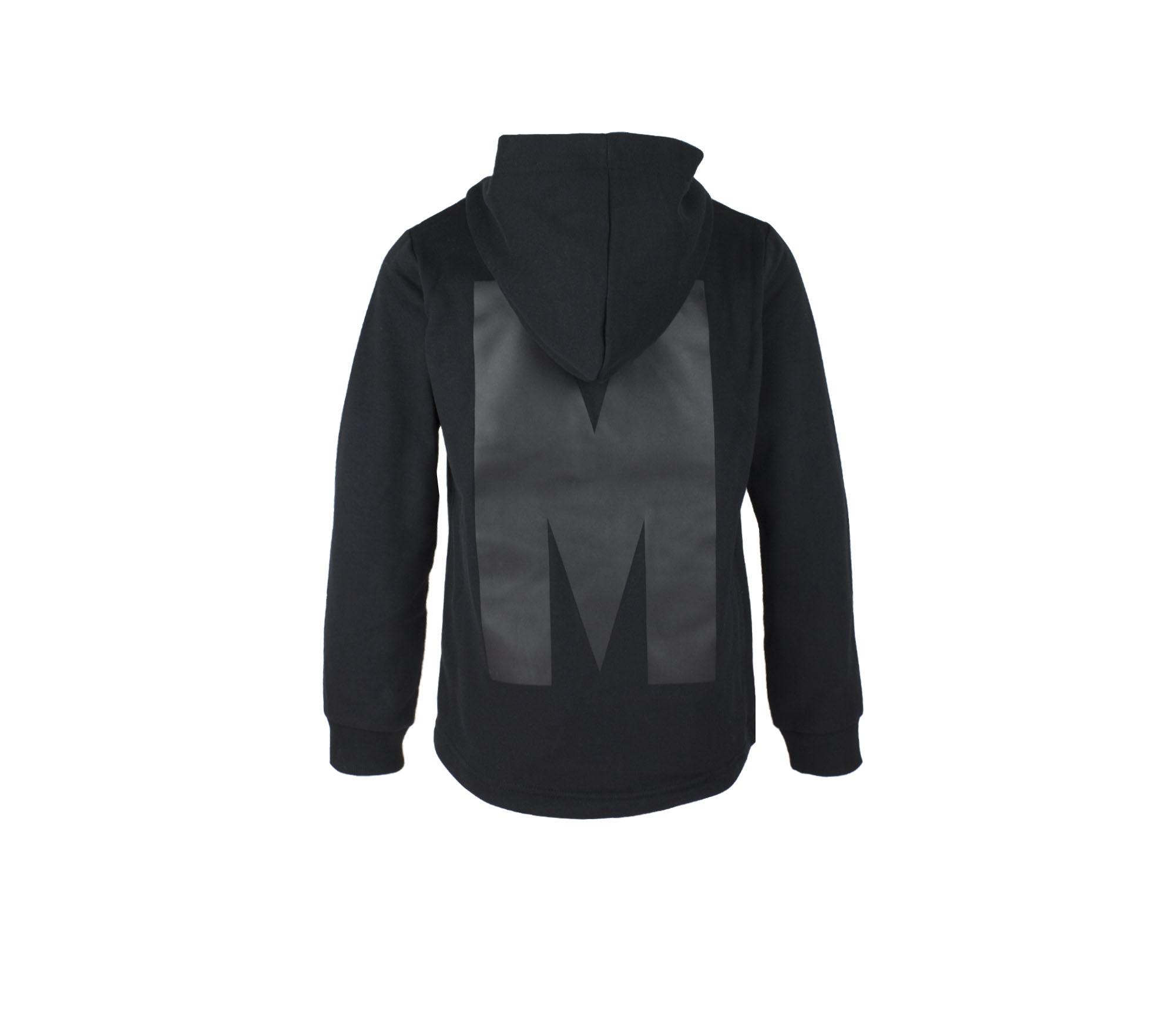 Sweatshirt hood svart – Nixon