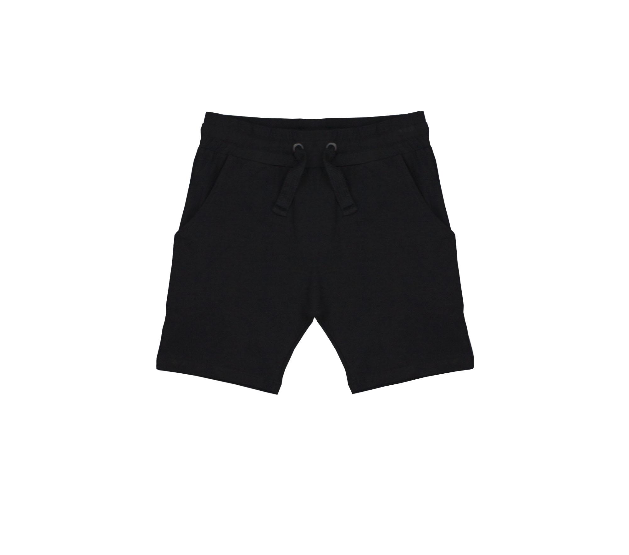 Shorts barn svarta – Miller