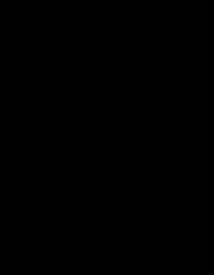 Klänning barn kortärmad svart/vit dalmatin mönstrad – Harley